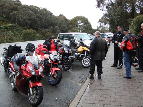 Turistas at Thredbo 2