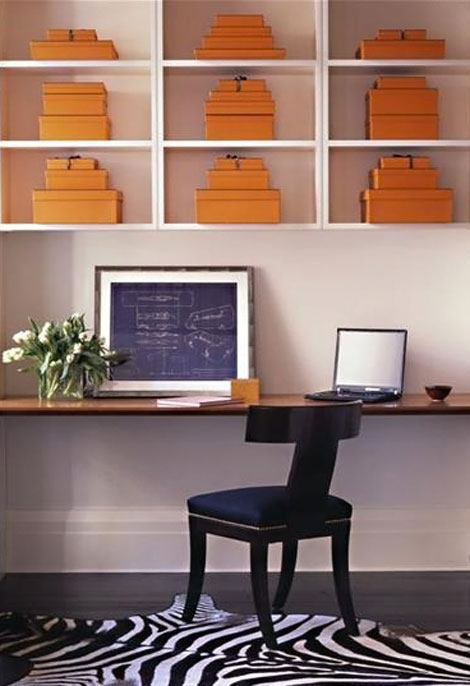 hermes-orange-boxes-home-decor