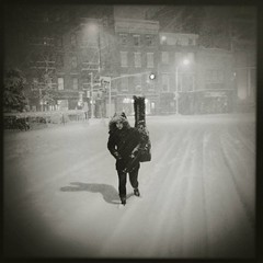 """No Music for a Snowy Night"" (Sion Fullana) Tags: nyc winter people urban blackandwhite bw snow newyork painterly cold blancoynegro beauty night square poetry artistic empty nieve citylife streetshots streetphotography minimal silence squareformat dreamy nightshots invierno lonely snowing blizzard allrightsreserved decisivemoment beautifulgirl newyorkers newyorklife iphone nevando 500x500 peoplewalking pictorialism urbanshots greenwichavenue urbannewyork decisivemoments girlinthesnow iphone4 girlwithaguitar iphonephotography iphoneshots iphoneography iphoneographer sionfullana editedanduploadedoniphone throughthelensofaniphone beautifulgirlinthesnow nomusicforasnowynight"