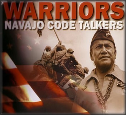 Navajo Code Talkers 1