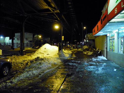 1-28 Storm - Night, Supermarket & El