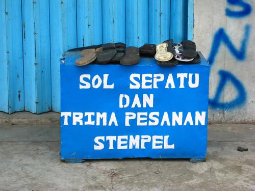 Sol Sepatu