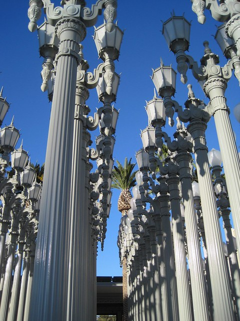 Urban Light, LACMA
