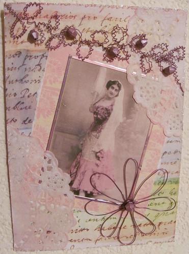 Vintage Dance Postcard (4)