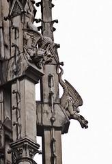 Notre-Dame de Paris (France) DSC_0121 copia r (tomas meson) Tags: paris france detalle detail church cathedral gothic catedral notredame gargoyle escultura cathdrale monumentos iglesias francia vidriera gargola gotico vitraux