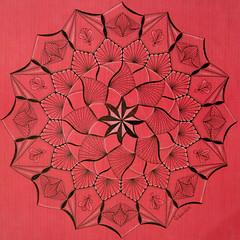 mandala014 (Amaryllis Creations) Tags: mandala penink zentangle