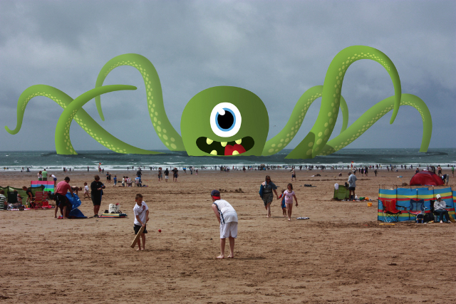 David Marsh/Woolacombe Monster