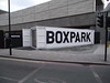 Boxpark Container Market London