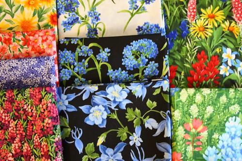 Wildflower Fabrics