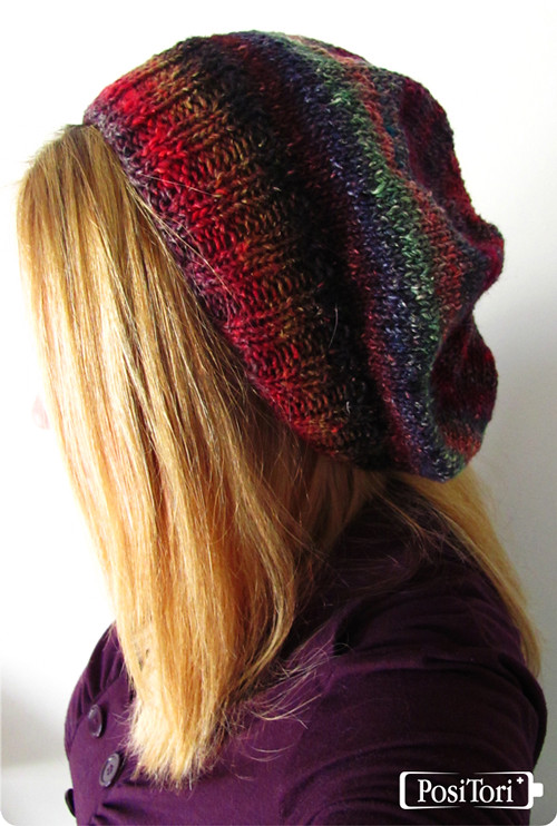Noro Slouch Hat