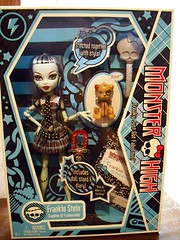 Monster High Frankie (mazouko) Tags: doll dolls mattel frankiestein monsterhigh watzit