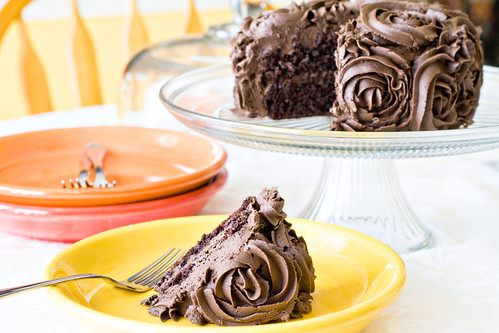 Chocolate Mayonnaise Cake - 6