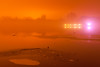 Infusion (Bury Lake Fog), Rickmansworth (flatworldsedge) Tags: longexposure light mars ice fog night mine alien foggy boathouse martian lightpollution rickmansworth aquadrome streelights sodim yahoo:yourpictures=pollution