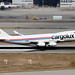 B747-4R7/F | Cargolux | LX-RCV | HKG