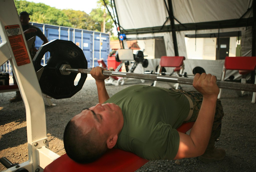 Marines, sailors settle into life at Samesan before Cobra Gold 2011