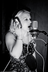 Sharron Nicholle Recording Studio Shoot-3192
