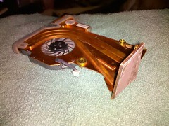 Heatsink/fan of doom