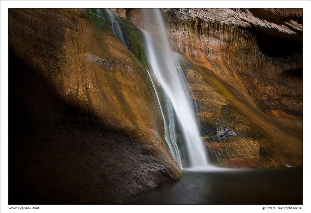 Lower Calf Creek Falls - 2