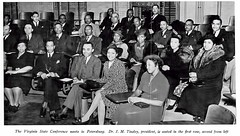 The Virginia State Conference Meets in Petersburg - Crisis Magazine, January, 1939 (vieilles_annonces) Tags: old news black history vintage magazine thirties 1930s scans african negro petersburg historic ephemera nostalgia american blackpeople historical americana colored articles oldphotos civilrights 1939 30s blackhistory vintagephotos africans africanamericanhistory teachersconference peopleofcolor vintagephotographs blackfolks vintagemagazine coloredpeople virginiastate negrohistory blackpress blacknews drimtinsley
