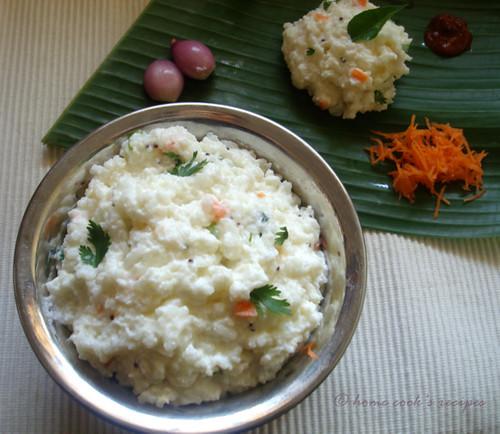 Thayir Sadam~Curd Rice