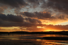 sunset pwllheli 2