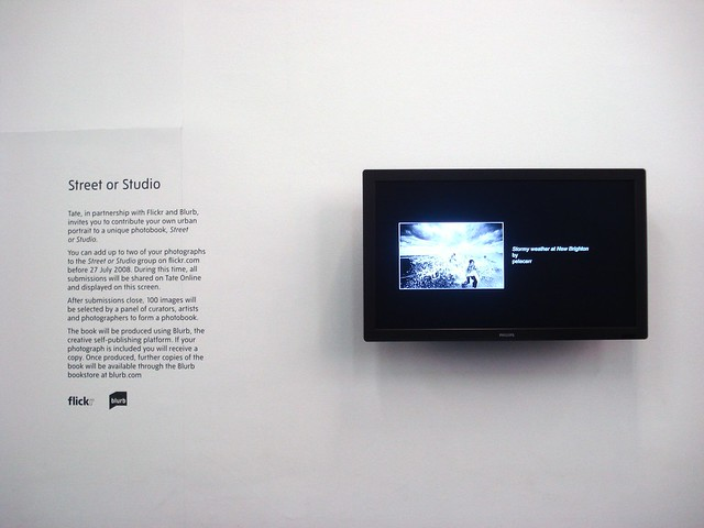 Winners slideshow at Tate Modern