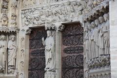 Paris, Notre Dame de Paris (1163-1345) 06 (J0N6) Tags: paris gothic notredame notredamedeparis notredamecathedral gothiccathedral frenchgothic 1345 fourtharrondissement 1163 ourladyofparis 33formerlypublic33