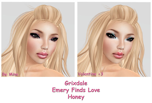 Grixdale - Emery Finds Love - Honey