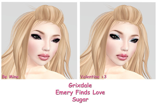 Grixdale - Emery Finds Love - Sugar