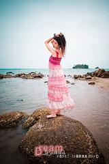 leanna_016 () Tags: portrait beach girl island dream melaka     2011   pulaubesar