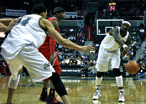 washington wizards, atlanta hawks, nba, february 5th, 2011, truth about it, adam mcginnis, andray blatche, javale mcgee