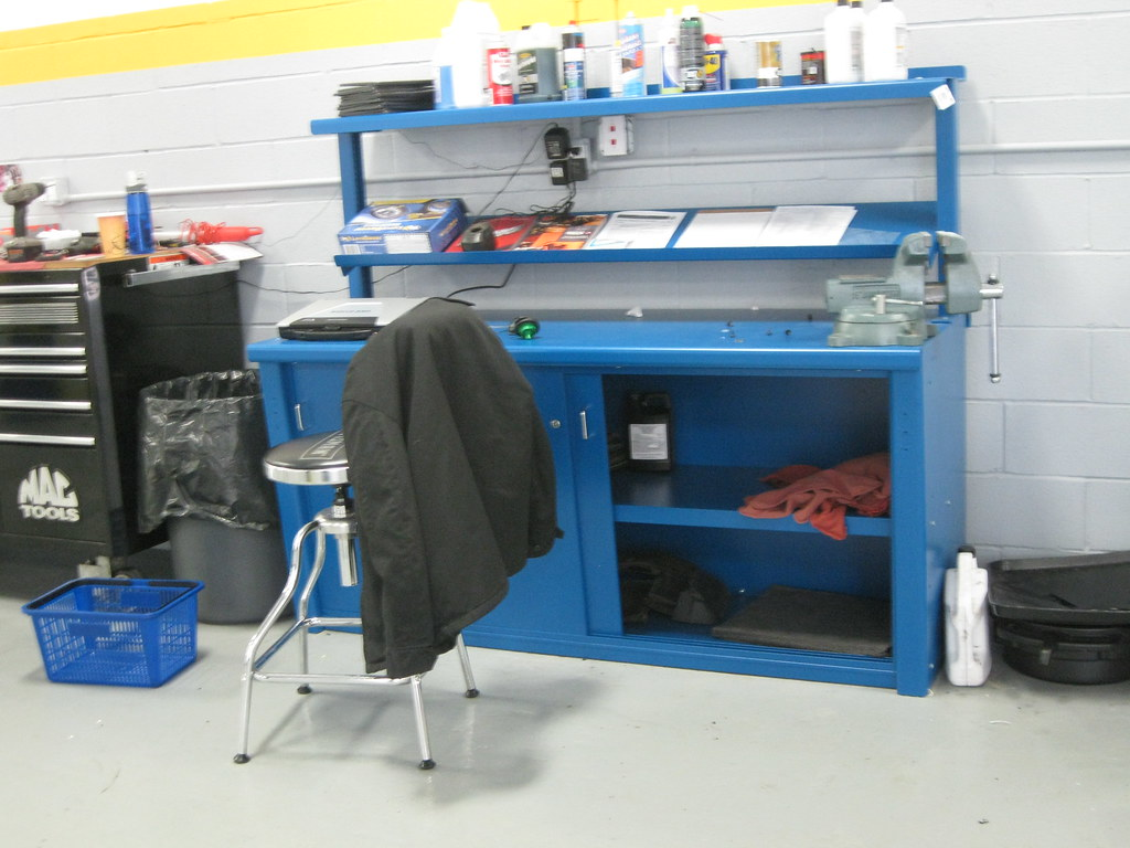 Automotive Workbenches