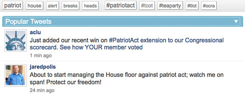patriot house alert breaks heads