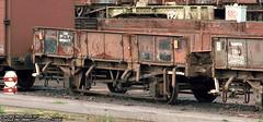 ZBO DB984117 (Tutenkhamun Sleeping) Tags: uk england train wagon birmingham britain transport rail railway gb british westmidlands grampus rollingstock duddeston zbo duddestonstation freightstock wagonstock 984117 db984117 zbodb984117