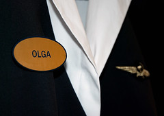 Olga (Osdu) Tags: people girl cabin uniform russia aircraft aviation airplanes crew hostess olga airlines stewardess flightattendant aeroflot airhostess stewardes russiangirl azafata aeromoza htessedelair russianairlines assistentedivolo