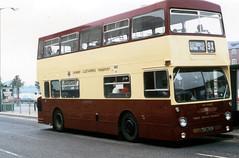 omnibuses 2999 (Andy Reeve-Smith) Tags: daimler fleetline parkroyal londontransport crl6 grimsbycleethorpestransport grimsbycorporation