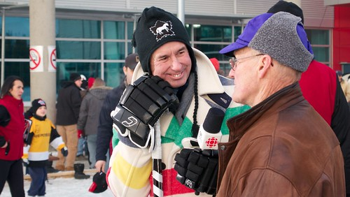 Scotiabank Hockey Day in Canada