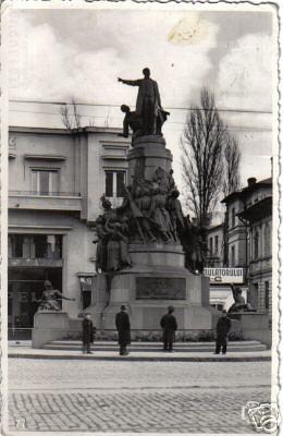 Statuia Take Ionescu - 1930