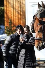 Stephane Lambiel & Shizuka Arakawa in Davos