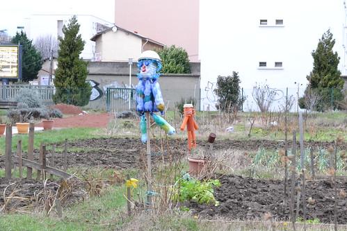 Lyon jardins potagers 7 (Le pré sensé)