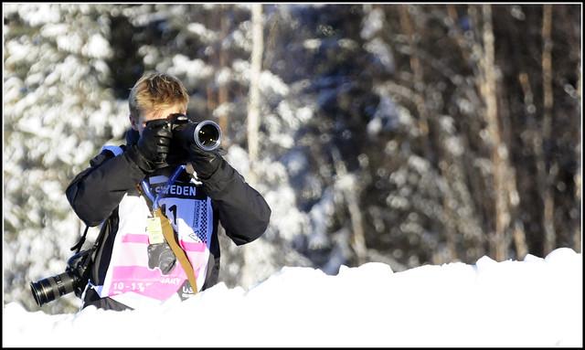 Fotograf Rallysweden 2011