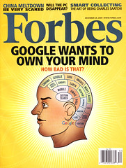 Google: Forbes Selling Links