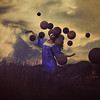 the art of wondering (brookeshaden) Tags: sky mountain wonder surrealism brookeshaden texturebylesbrumes