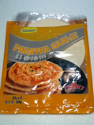 2011-02-05 - Paratha Garlic - 01 - Packet