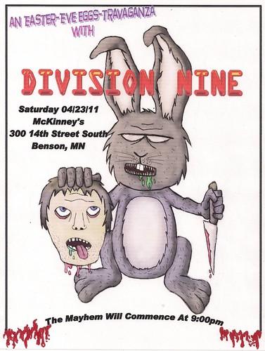 04/23/11 Division Nine @ McKinneys, Benson, MN