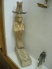 Ptah-Sokar-Osiris statuette (konde) Tags: wood figurine statuette anubis ancientegypt grecoroman kharga ptahsokarosiris labakha
