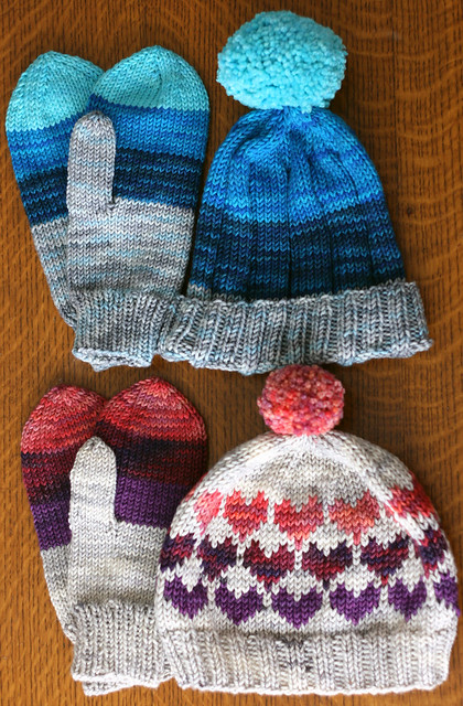 Hats and Mitts