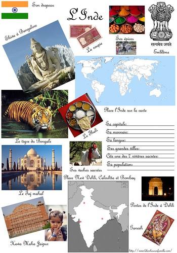 L'Inde : Deuxième Semaine (Club Voyage Autour du Monde)