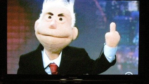 Comedy Central and the McCain Puppet = So. Damn. Funny.
