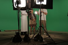 """On Set • <a style=""""font-size:0.8em;"""" href=""""http://www.flickr.com/photos/58916393@N03/5460228806/"""" target=""""_blank"""">View on Flickr</a>"""
